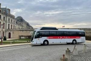 Dans les Deux-Sèvres, Alliance Atlantique reçoit ses premiers cars au biogaz