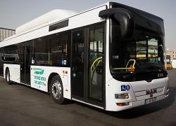 Le gouvernement israélien va financer 100 bus au gaz naturel