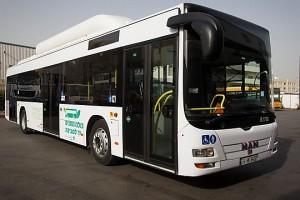 Le gouvernement isra�lien va financer 100 bus au gaz naturel