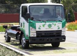 Isuzu lance son camion au gaz naturel ELF 500 GNC au Mexique