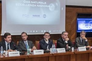 L'Italie vise 3 millions de véhicules GNV et 2000 stations en 2025