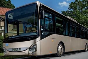 Iveco se lance dans l'autocar GNV avec le Crossway LE Natural Power