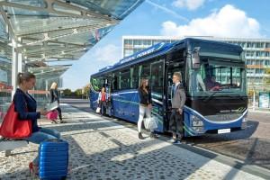 Iveco Crossway Natural Power : le nouvel autocar GNV disponible à la commande