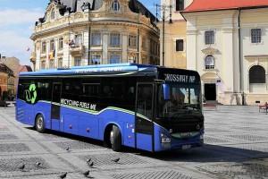 Un premier autocar au gaz naturel pour la Picardie