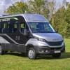 Iveco Daily Start Natural Power : le minibus GNV présenté à BusWorld