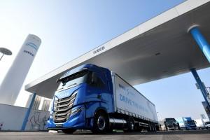 Camions GNV : Engie Solutions et Iveco renouvellent leur partenariat