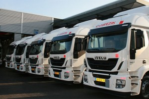 Pays-Bas : Heezik int�gre 20 camions GNL � sa flotte
