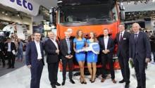 Iveco livre son premier camion GNL longue distance en Allemagne