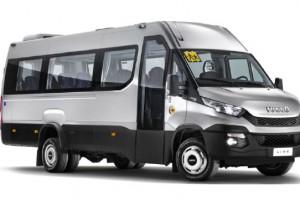 Iveco Daily Line Natural Power : le minibus GNV arrive en France
