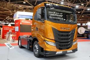 Pour Iveco, les poids-lourds GNV devraient représenter 10 % des ventes en Europe d'ici 2025