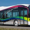 A Verdun, le réseau TIV teste le bus au gaz naturel