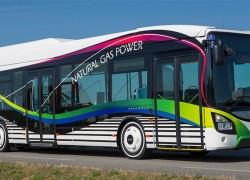 Iveco – Le nouvel Urbanway GNV s'expose au salon UITP