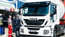 Allemagne – Hoyer expérimente l'Iveco Stralis GNL