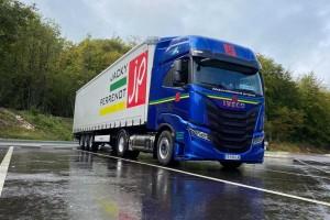 Jacky Perrenot va livrer Ikea avec des camions GNL