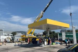 Toulon : la station GNV de Ginouves K9 sera ouverte d'ici octobre 2020