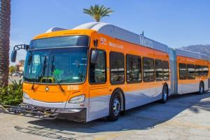 Du gaz renouvelable pour les bus de Los Angeles