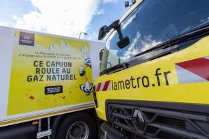 Engie va installer une station GNV au MIN de Grenoble