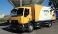 La Poste reçoit son premier camion 19 tonnes au gaz naturel