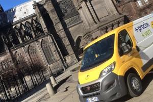 Clermont-Ferrand : La Poste choisit le GNV pour la livraison de l'hyper-centre
