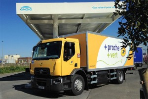 Engie et La Poste partenaires pour développer la mobilité GNV