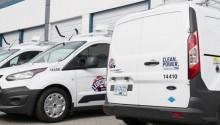 Canada - Ledcor va acquérir plus de 200 véhicules utilitaires légers au gaz naturel