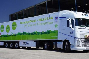 Lidl ouvre la première station GNL de Suisse