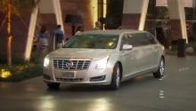 Des limousines GNV pour les hôtels de Las Vegas