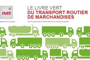 Le Livre-Vert de la FNTR identifie le GNV comme carburant alternatif le plus prometteur