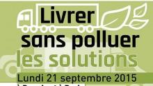 Livrer sans polluer à Paris – Le GNV à l'honneur le 21 septembre prochain