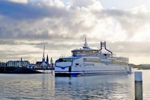 Le second ferry au GNL des Pays-Bas rejoint la flotte de Doeksen