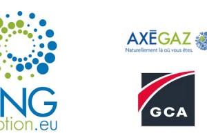 LNG Motion : Axegaz et GCA lancent un projet européen de déploiement de stations et camions GNL