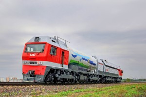 Gazprom va déployer 24 locomotives au GNL en Russie