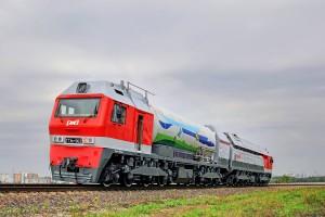 Gazprom va déployer 24 locomotives au GNL en Russie