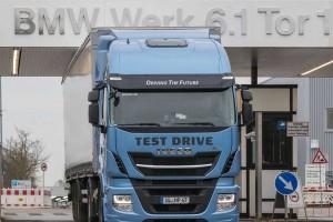 BMW voit le GNL comme une bonne alternative au diesel