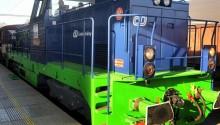 Une locomotive au GNV expérimentée en République Tchèque