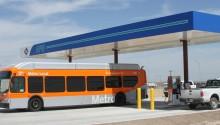 Los Angeles va acheter 295 bus au biogaz