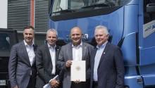 Allemagne : le gouvernement finance la flotte de camions GNL de Ludwig Meyer