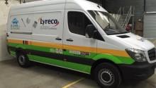 Lyreco poursuit l'équipement de sa flotte en véhicules GNV
