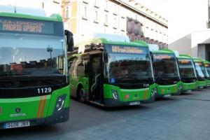 Madrid valide l'achat de 170 nouveaux bus GNV en 2016