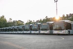 Slovénie : MAN livre 30 bus GNV articulés à la ville de Ljubljana