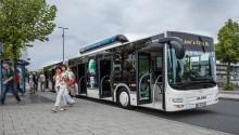MAN : Les bus et cars au GNV se répandent en France