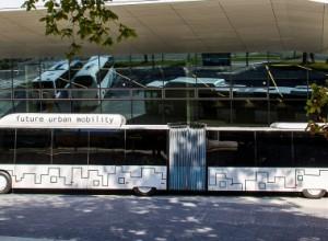 Bordeaux commande 25 bus articulés au GNV/Biogaz à MAN