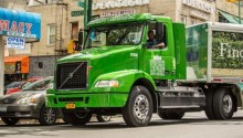 New-York : Manhattan Beer commande 35 camions GNV à Volvo Trucks