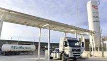 Belgique : le transporteur Mattheeuws va ouvrir au public sa station GNV de Veurne