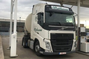 Mattheeuws Transport : le passage au GNV est un business case écologique