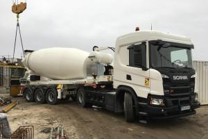 Tracteur au gaz et malaxeur électrique : la combinaison gagnante pour le BTP ?
