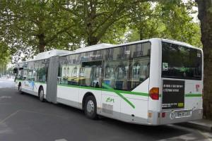 Les Mercedes Citaro GNV de la Semitan optimisés par le CRMT