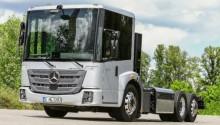 Mercedes – L'Econic GNV Euro 6 sera lancé début 2015