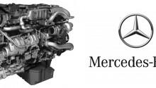 Daimler débute la production de son nouveau moteur GNV Euro 6