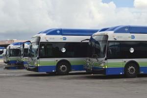 En Floride, Miami commande 140 nouveaux bus au gaz naturel